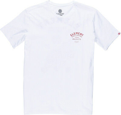 992d92f97ef3 ELEMENT KEITH HARING Smile Short Sleeve T-Shirt in Optic White - EUR ...