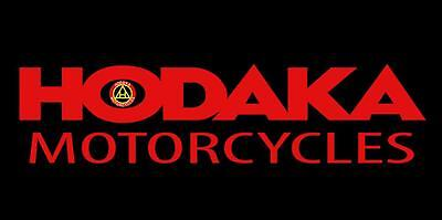 "Hodaka Motorcycles Banner 18"" x 36"" Heavy Duty 13oz Vinyl With Grommets"