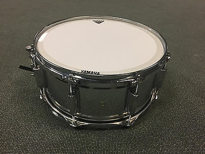 "Yamaha Power V Snare Drum 14"" ! Vintage ! New Old Stock ! Made in England ! Neu"