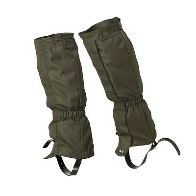 Seeland Crieff WP Gaiters - Pine Green - One Size (Shooting/Hunting)