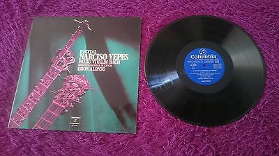 Recital Narciso Yepes , Vinyl, LP, Album , 1974 , Spain , CS 8565