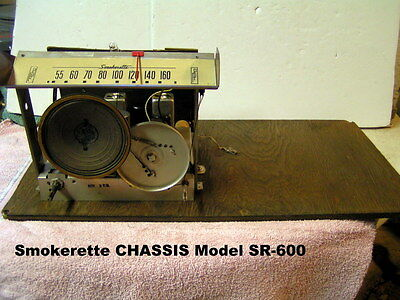 1948 Smokerette Radio CHASSIS  For Model SR-600  Porto Products