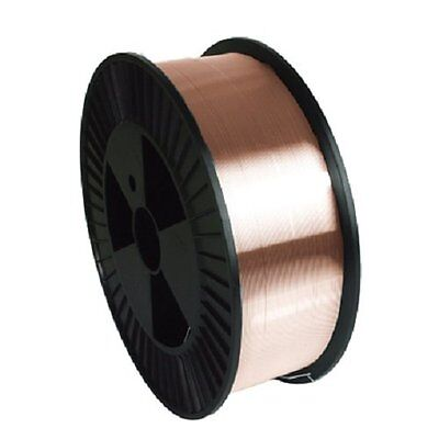 MIG Copper Brazing Wire CuSi3 / Size 0.8mm on 5Kgs Spool