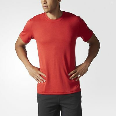 adidas Elevated Layer Up Tee Men's Red