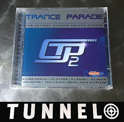 Trance Parade Vol. 2 - Tunnel 2Cd Compiler