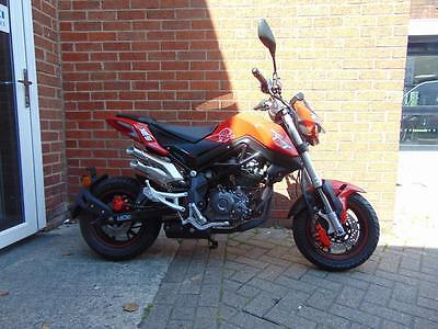 2017 Benelli TnT 125 Learner Legal - Great alternative to a Grom
