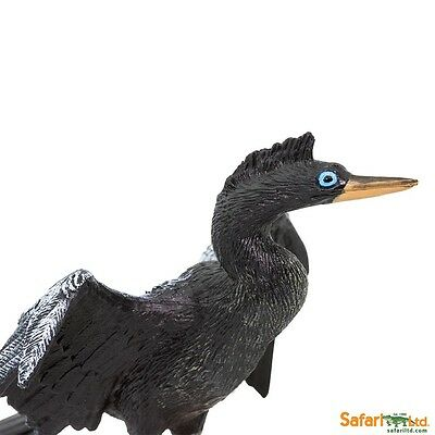 Anhinga Bird Replica ~ Safari Ltd #150129 Wings of the World ~ NEW