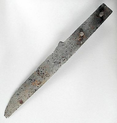 ▇Gauls Gallo Roman,iron Dagger Knife,celtic Gallic-Gallo Roman Period 4Th-5Th Ad