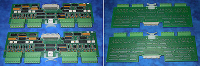 Lot Of 6 Ge/casi Rusco/interlogix-16Dor,8Rp Reader(X2),cpu,power/comm,20Di Board