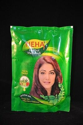 Pure Herbal Henna Powder 500g | Natural Henna with extra herbs No chemical NEHA