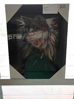 Wolf With Skull 3 Image Picture