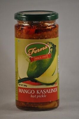 Mango Hot (Kasaundi) Pickle Relish 380g | GLUTEN FREE | SHIPPING DISCOUNT