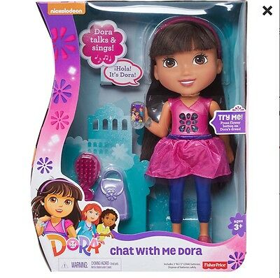 DORA THE EXPLORER, Chat with me Dora, everyday adventures Dora & Gift Hampers