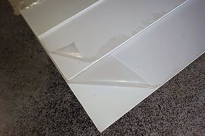 ABS PLASTIC SHEET 900mm X 500mm X 5mm