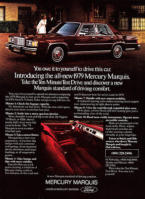 1979 Mercury Marquis: Your Owe It To Yourself (24938)