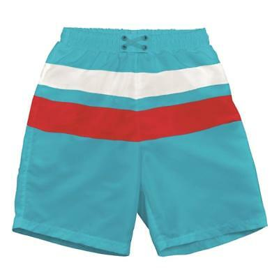i play Baby Swimshorts with integrated Swim diaper turquoise