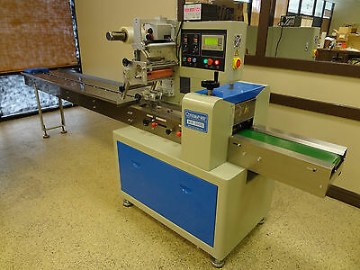 Wrapper Horizontal Flow Packaging Machine - $ 17999 but reduced to $13999