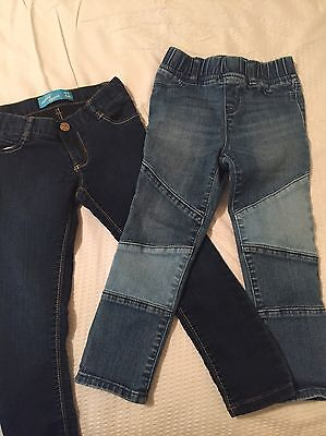 Girls Gap And Old Navy Jeans 4T Lot