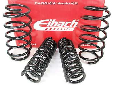 Eibach Pro-Kit 30mm lowerings springs for Mercedes E-Class W212 + CLS C218