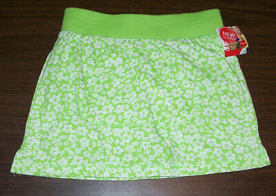 Hanes Skort Girls size L 10-12 Scooter Skirt NWT