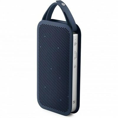 B&O Play by Bang & Olufsen BeoPlay A2 Portable Bluetooth Speaker - Ocean Blue