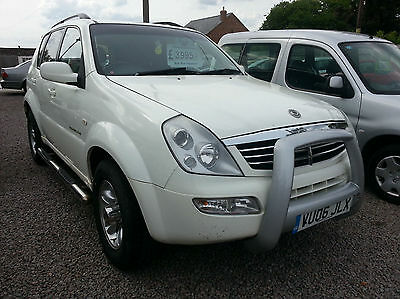 2006 Ssangyong Rexton 2.7 COMMERCIAL