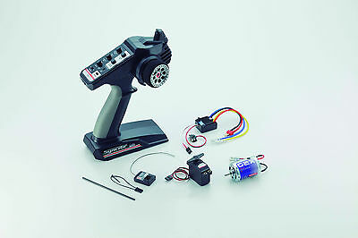 KYOSHO OPTIMA EP Starter Pack for Electric 1/10 (RADIO/RX/SERVO/ESC/MOTOR) 82140