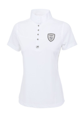 Pikeur Alicia Womens Competition Shirt - White