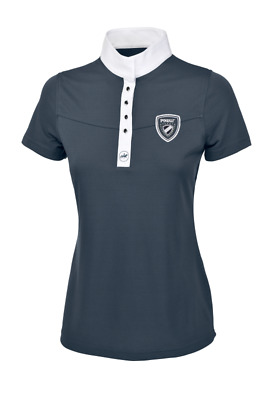 Pikeur Alicia Womens Competition Shirt - Orion Blue