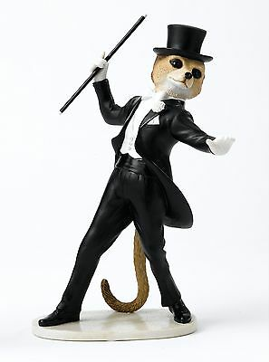 Dancer Magnificent Meerkats Country Artists Figurine 26cm CA04499 RRP £44 New