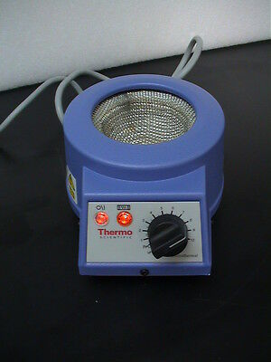 Thermo Electrothermal Heating Mantle EM0250/CEX1 Electromantle 250 ml WORKING!
