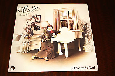 Cilla Black It Makes Me Feel Good Vinyl LP Record