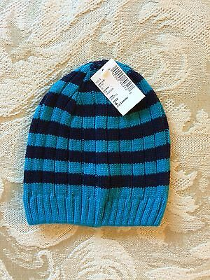 Childrens Place Infant Toddler Boys Knit Hat Small 12-24 Months Blue NWT TCP