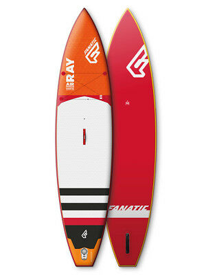 Fanatic Ray Touring Air Premium iSUP Board 2018