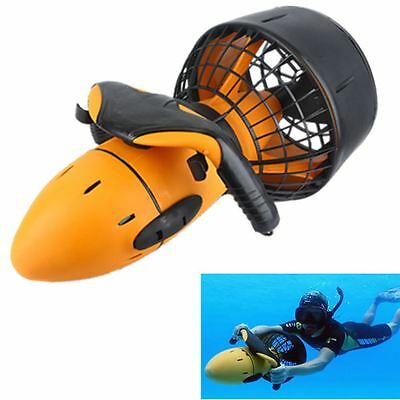 Waterproof 300W Electric Sea Scooter Dual Speed Underwater Propeller Diving Pool
