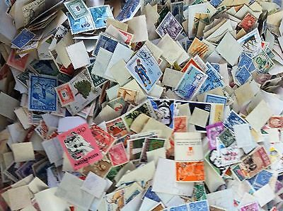 Worldwide Stamp Mixture Lot Over 800 Used  Foreign Stamps