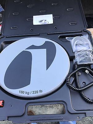 Inficon Wey-Tek Refrigerant Charging Scale, 713-500-G1
