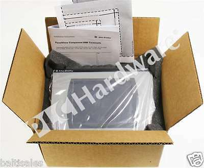New Allen Bradley 2711C-T6T /A PanelView Component C600 6-in Color TFT Touch Qty