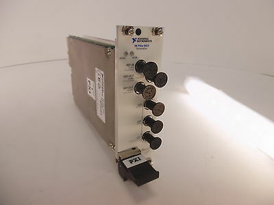 NATIONAL INSTRUMENTS PXIE-5653 199861F-01lL SYNTHESIZERLO SOURCE BOARD