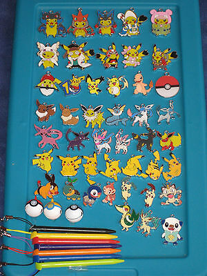 Nintendo NEW 3DS XL Stylus with Pokemon Charm Attached