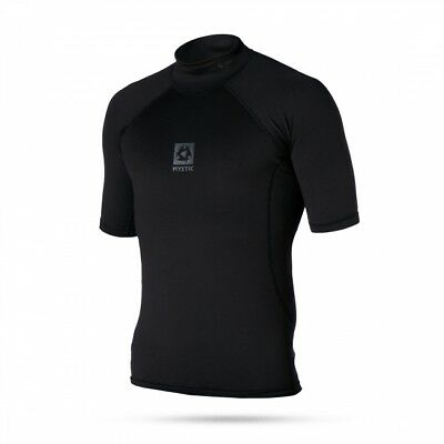 Mystic Bipoly S/S Thermo Vest black