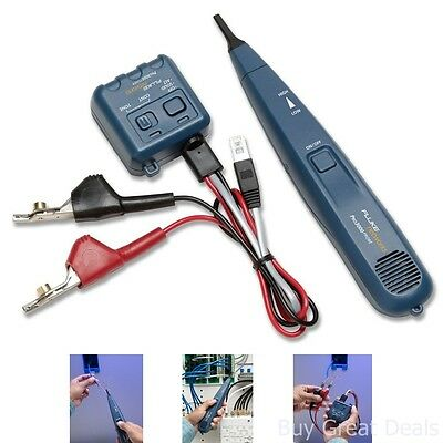 Fluke Tone Generator Probe Wire Tester Toner Industrial Electric Circuits Tools