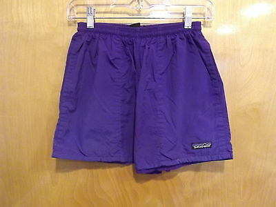 Patagonia Nylon Trunks Kid's Size 12  ~Made in USA~