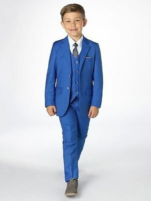 Hot Sale Page Boys Wedding Tuxedos Custom Boys Kids Teenagers Party Prom Suit