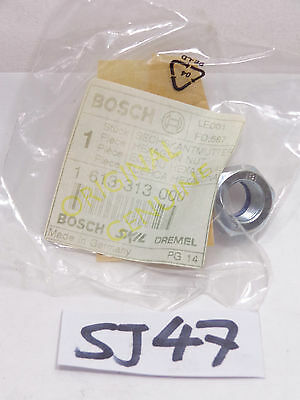 New Oem Original Replacement Part Bosch Hexagon Lock Nut 1613313000 Skil