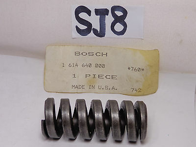 New Oem Original Replacement Part Bosch Compression Spring 1614640000