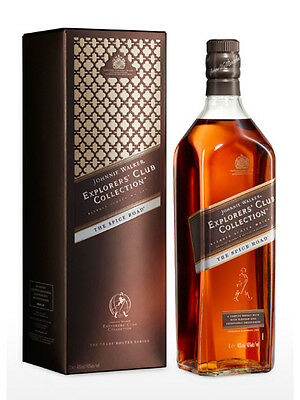 Johnnie Walker Explorers Club Collection The Spice Road Scotch Whisky 1000ml