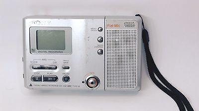 Sony MZ-B10 Portable Business MiniDisc Recorder & Player Walkman