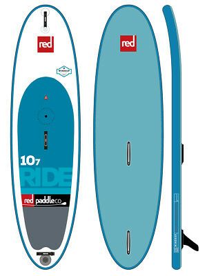 Red Paddle Ride Wind iSUP 2017