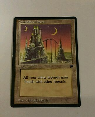 Cathedral of Serra ☆ Legends ☆ NM ☆ MAGIC MTG